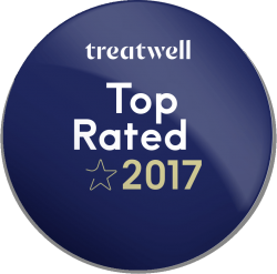 Treatwell Top Rated Hairdresser 2017