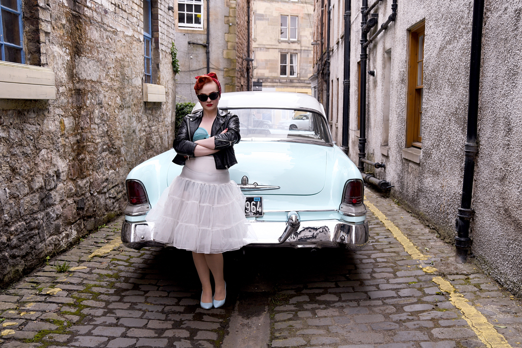 pinup hair salon edinburgh