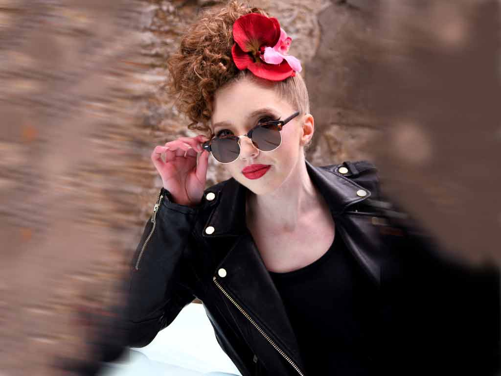 edinburgh curly hair specialist rockabilly vintage hairdresser modern hair salon