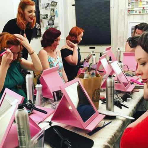 Edinburgh Hair And Make Up Beauty School