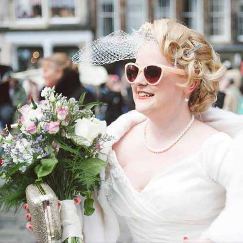 Specialist Wedding Hairdresser in Edinburgh
