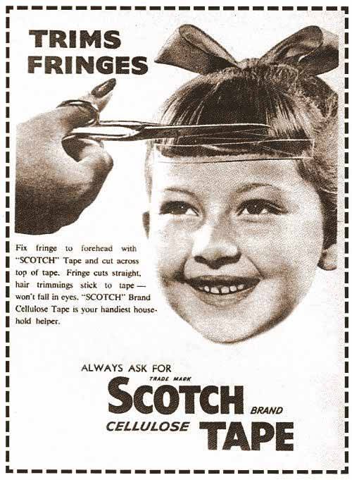 Vintage Childrens Advert