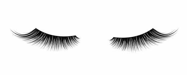 Pair of lashes