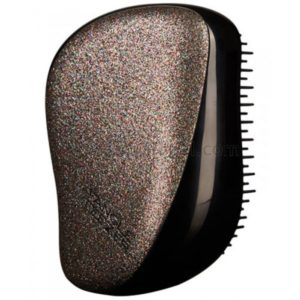 gold glitter tangle teezer