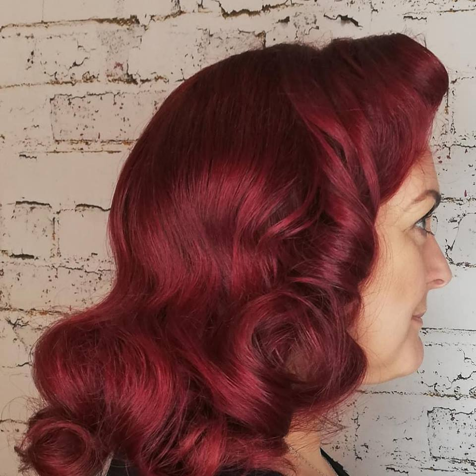 Natural colours from Lipstick Lashes & Locks Edinburgh Hairdressers